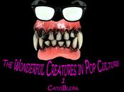 Wonderful Creatures Culture(1): Catoblepa!