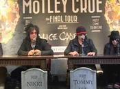 "Mötley Crüe Conferenza stampa date ""Final Tour"""