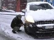 Maltempo, nuova allerta meteo: neve piogge. Gelo Ciociaria