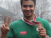 Olimpiadi Sochi Shiva slittino veloce dell'Asia Renato Negro)