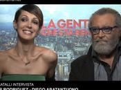 Diego Abatantuono Jennifer Rodriguez intervistati Oggi Cinema