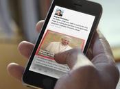 Facebook annuncia nuova iPhone chiamata Paper