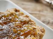 Crostata grano saraceno marmellata arance semi papavero
