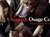segreti della colonna sonora Osage County