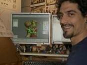 Marco Regina, Matera alla DreamWorks