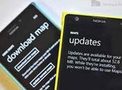 Nokia aggiorna mappe offline HERE Maps