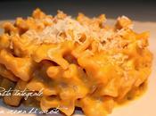 Pasta integrale crema carote