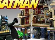 magione Batman arriva LEGO Cuusoo