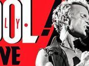 Billy Idol Steve Stevens date Italia giugno 2014