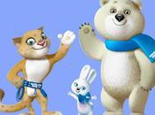 Sochi 2014, ecco mascotte delle Olimpiadi invernali