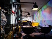 Dove design rima arte: amsterdam art'otel