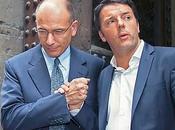 """Renzi: """"con letta giochiamo carte scoperte"""""""