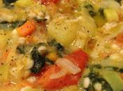 Zuppa rustica orzo verdure
