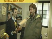 Striscia Notizia: Tapiro d'oro Fabio Fazio
