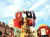 Catania, candelore sant'agata