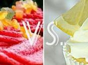 Cupcake italo-spagnoli: Sangría vs.Limoncello
