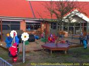 Bambini inizia Scuola Emozioni pensieri quando nostri figli iniziano nuova scuola Danimarca