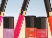 Chanel Reflets d'Été Chanel, reverse french manicure l'estate 2014!