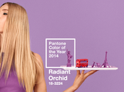 Radiant Orchid, colore 2014 Pantone