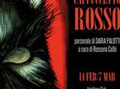 ROMA: Cappuccetto Rosso personale Daria Palotti alla libreria HulaHoop