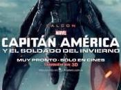 Captain America: Winter Soldier nuovi poster internazionali