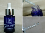 Apivita Natural serum, Hydration with aloe hyaluronic acid: review