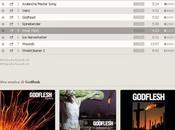 Pomeriggi terrore Spotify (con Swans Godflesh)