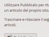 funzione Pubblicalo Wordpress