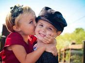 cose bambini insegnano sull'amore