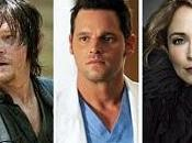 SPOILER Grey's anatomy, Walking Dead, Scandal, Blacklist, Vampire Diaries, Arrow Elementary