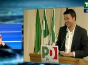 """#DirezionePD Mentana invia #Renzi: """"Siamo pubblicità, aspetta!"""" [VIDEO]"""
