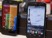 Motorola: Moto S.O. Android Stock
