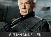 McKellen torna Magneto nuovo artwork promozionale X-Men: Giorni Futuro Passato