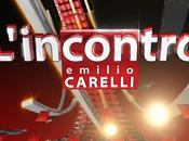 """Raffaele Sollecito l'ospite della prima puntata """"L'Incontro"""", nuovo programma Emilio Carelli stasera TG24"""