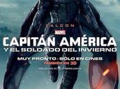 Anthony Mackie Falcon nuovo characters poster Captain America: Winter Soldier