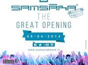 Samsara Beach Gallipoli (Le): l`estate comincia aprile