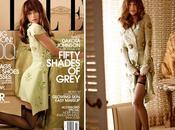 Dakota Johnson sulla copertina Elle marzo