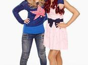 "oggi alle 18.50 Nickelodeon (Sky 605-606) nuovi episodi ""Sam Cat"" teen star Ariana Grande Jennette McCurdy"