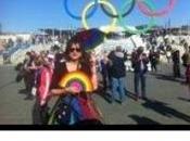 RUSSIA: Sochi bandiera arcobaleno. Arrestata Vladimir Luxuria