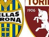Formazioni ufficiali Verona-Torino