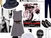 """Movie Style Jean Seberg bout souffle"""" (Fino all'ultimo respiro)"""