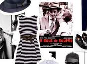 "Movie Style Jean Seberg bout souffle"" (Fino all'ultimo respiro)"