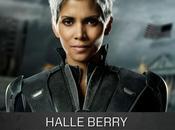 Halle Berry ancora Tempesta nuovo artwork promozionale X-Men: Giorni Futuro Passato