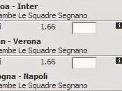 Pronostici Serie partite Gennaio 2014