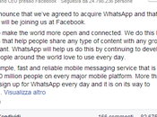 Facebook compra Whatsapp!