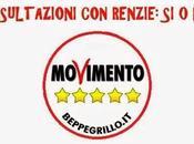 M5S. Consultazioni Renzie: