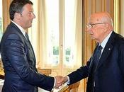 Governo Renzi: cambio marcia, poltrone!