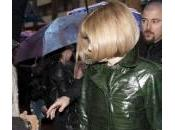 Anne Wintour alla sfilata milanese Gucci (foto)