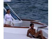 Jennifer Lopez sullo yacht Casper Smart Ricky Martin (foto)