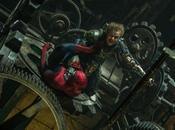 Prima ufficiale Dane DeHaan panni Green Goblin Amazing Spider-Man Potere Electro